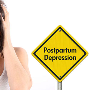 Dealing with postnatal depression