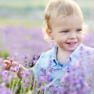 Delightfully Fragrant Herbs for your Baby