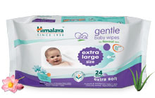 Extra Large Gentle Baby Wipes